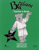 Brilliant Level 1 Teacher's Book & CD Pack Russian Edition