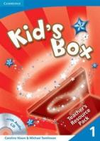 Kid's Box Level 1 Teacher's Resource Pack with Audio CD