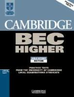 Cambridge BEC 1, Higher, SB with answers cambridge preliminary english test 4 teacher s book examination papers from the university of cambridge esol examinations