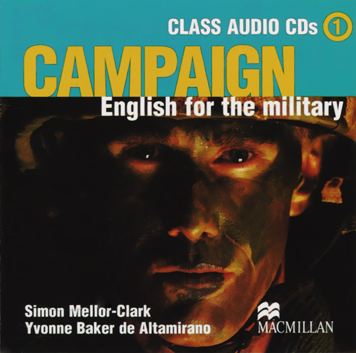 Compaign 1: English for the Military (аудиокурс на 2 CD)