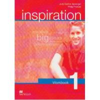 Inspiration Level 1 Workbook counting workbook