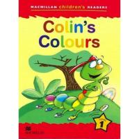 Macmillan Children's Readers Level 1 Colin's Colours primary colours pupil s book level 4 primary colours page 5