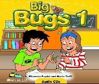 Big Bugs 1 CD x3
