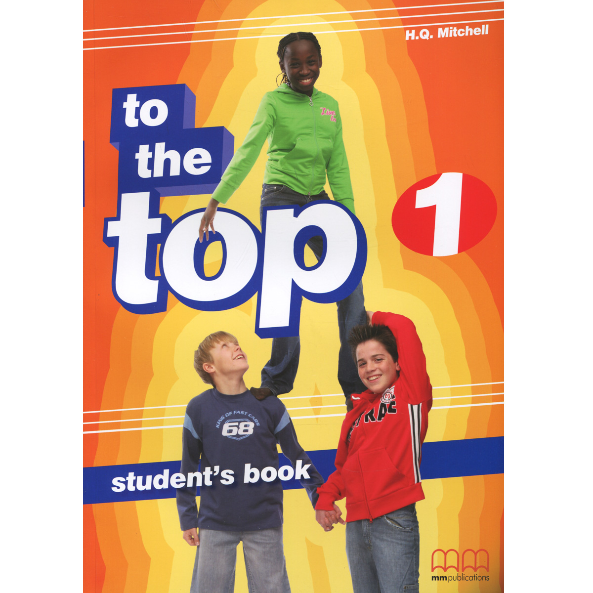 To the Top 1: Student's Book low dimensional ti oxide based structures