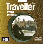 TRAVELLER TEACHER'S RESOURCE PACK CD ROM (B2 - C1) objective ielts advanced student s book with cd rom