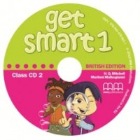 GET SMART 1 CLASS CD (BRITISH EDITION) touchstone teacher s edition 4 with audio cd
