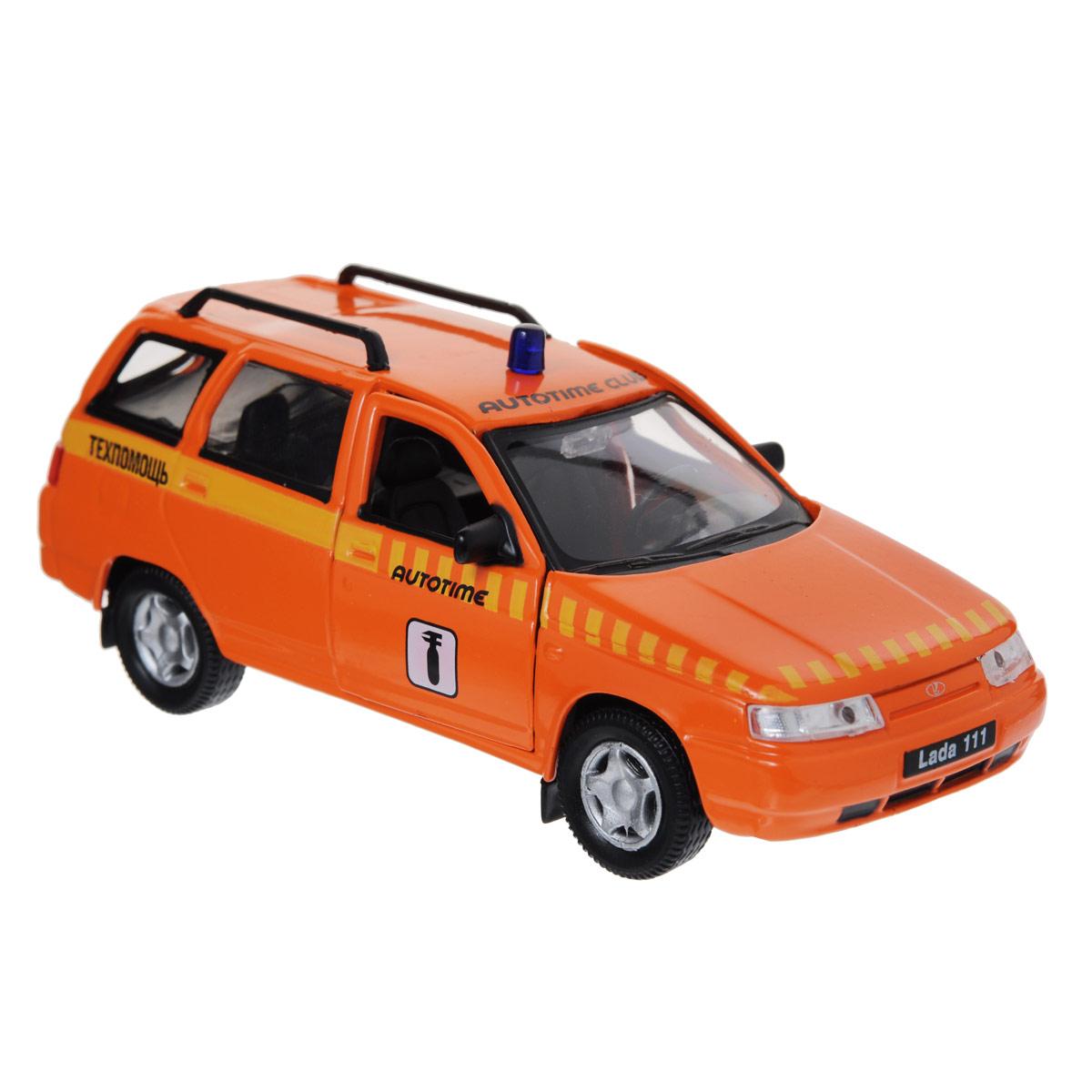 Модель автомобиля LADA 111: Техпомощь. Масштаб 1/36 арест продать автомобиль задним числ