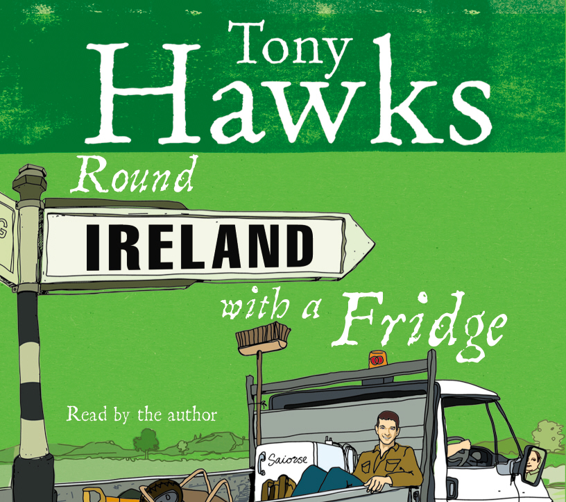 Round Ireland With A Fridge ireland the autobiography one hundred years of irish life told by its people