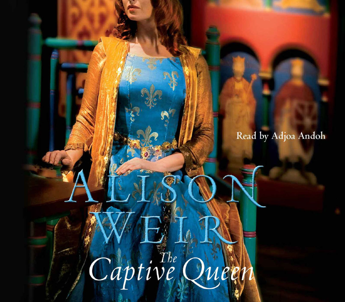 The Captive Queen eggers d a hologram for the king a novel