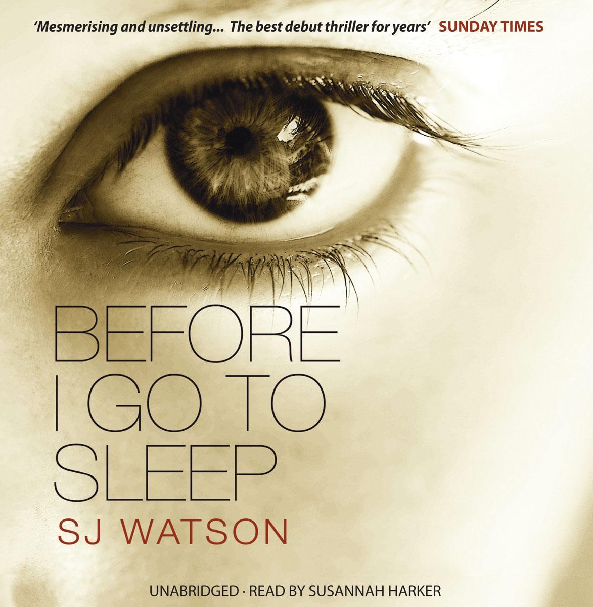 Before I Go To Sleep каталог i love sleep