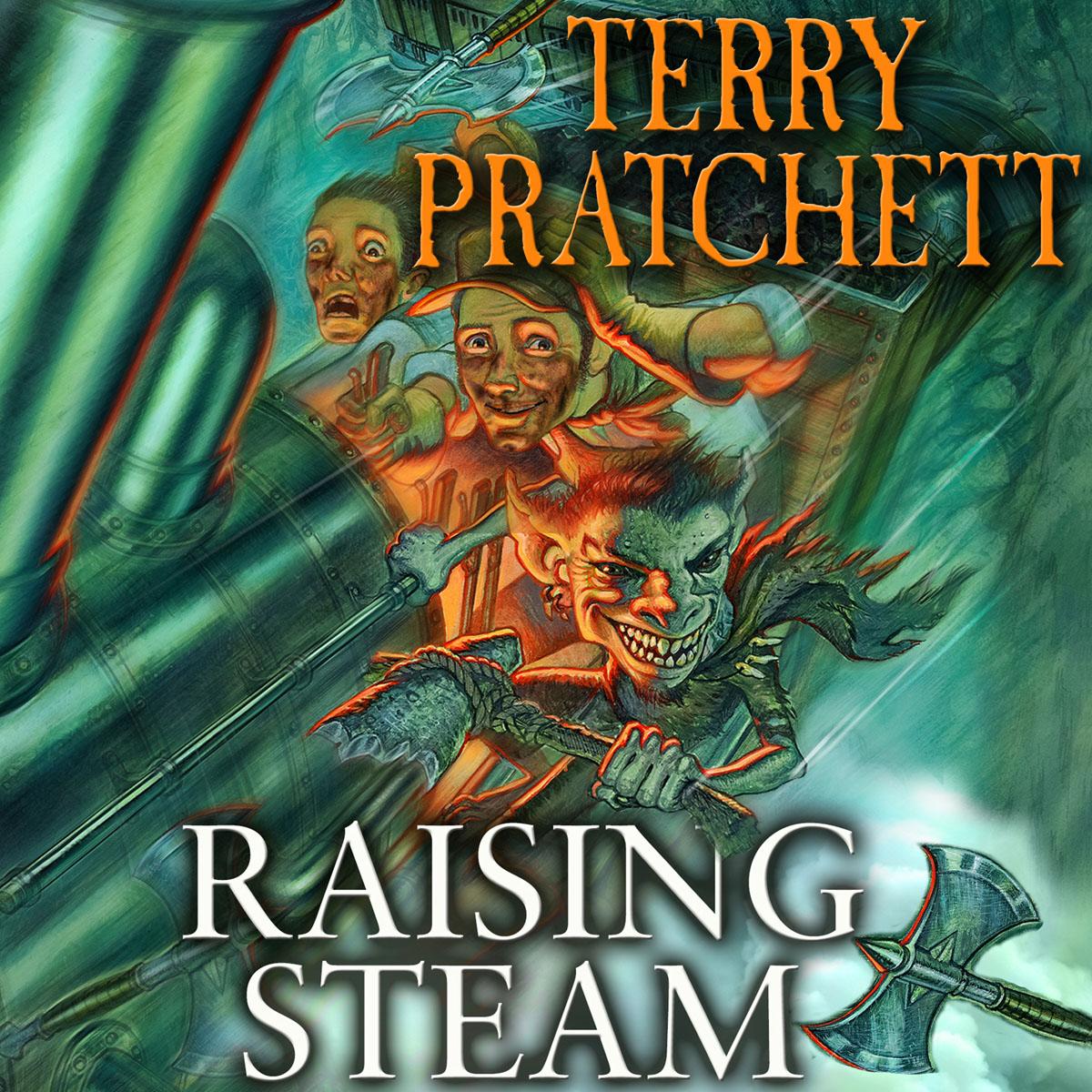 Raising Steam raising steam