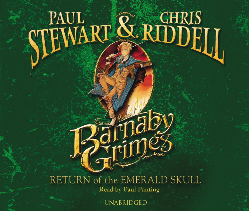 Barnaby Grimes: Return of the Emerald Skull майка классическая printio the skull of a hero