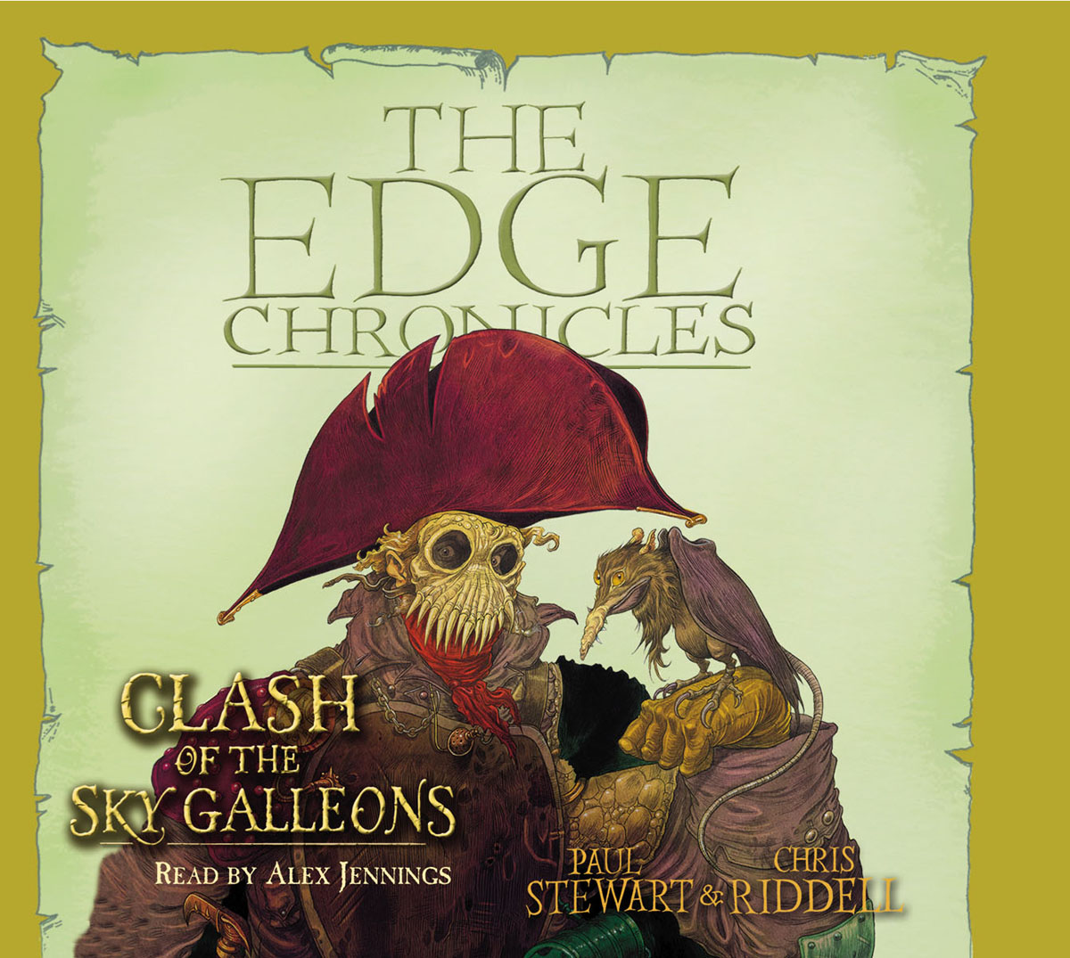 The Edge Chronicles 3: Clash of the Sky Galleons the sky is falling – understanding