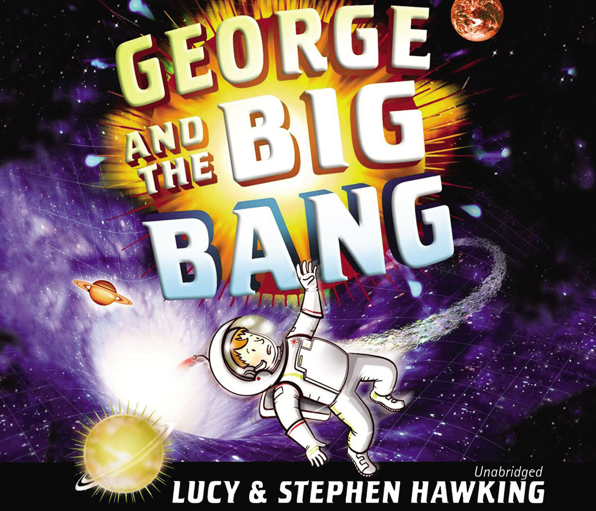 George and the Big Bang chris wormell george and the dragon