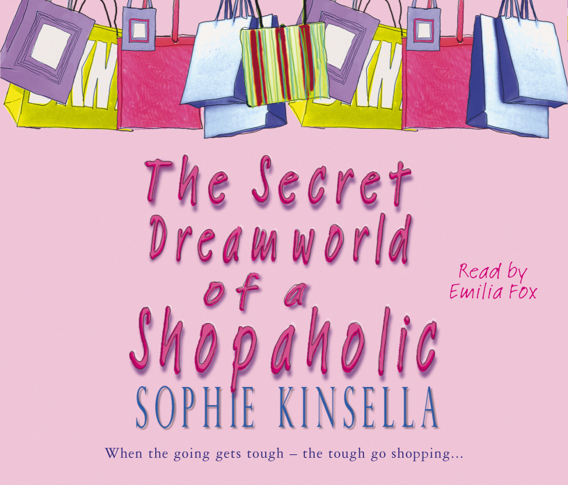 The Secret Dreamworld Of A Shopaholic mini shopaholic