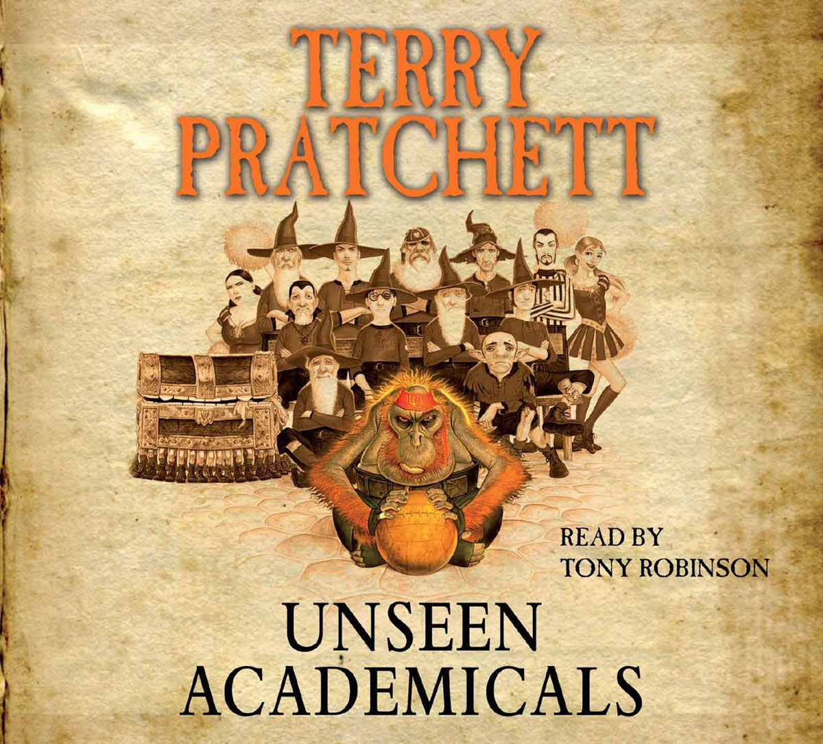 Unseen Academicals moving pictures discworld the unseen university collection