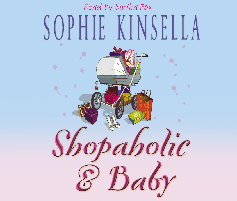 Shopaholic & Baby managing the store