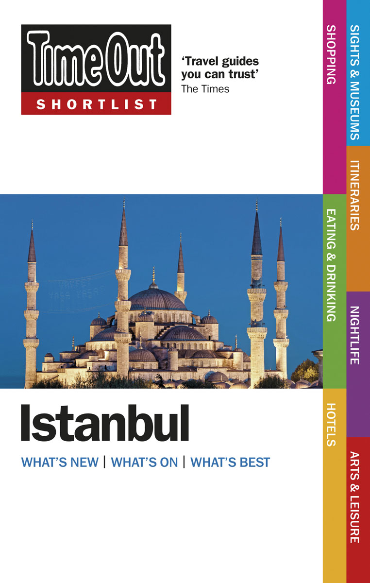 Time Out Shortlist Istanbul 1st edition the bastard of istanbul