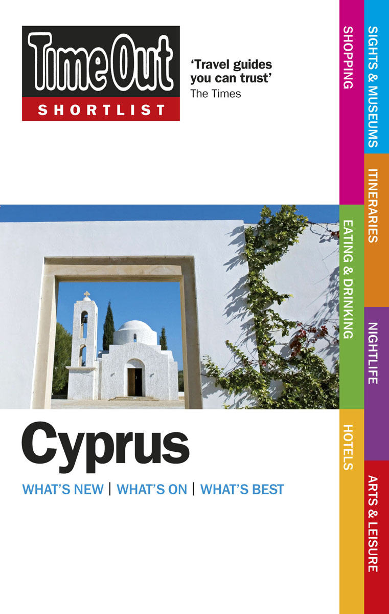 Zakazat.ru Time Out Shortlist Cyprus 1st edition