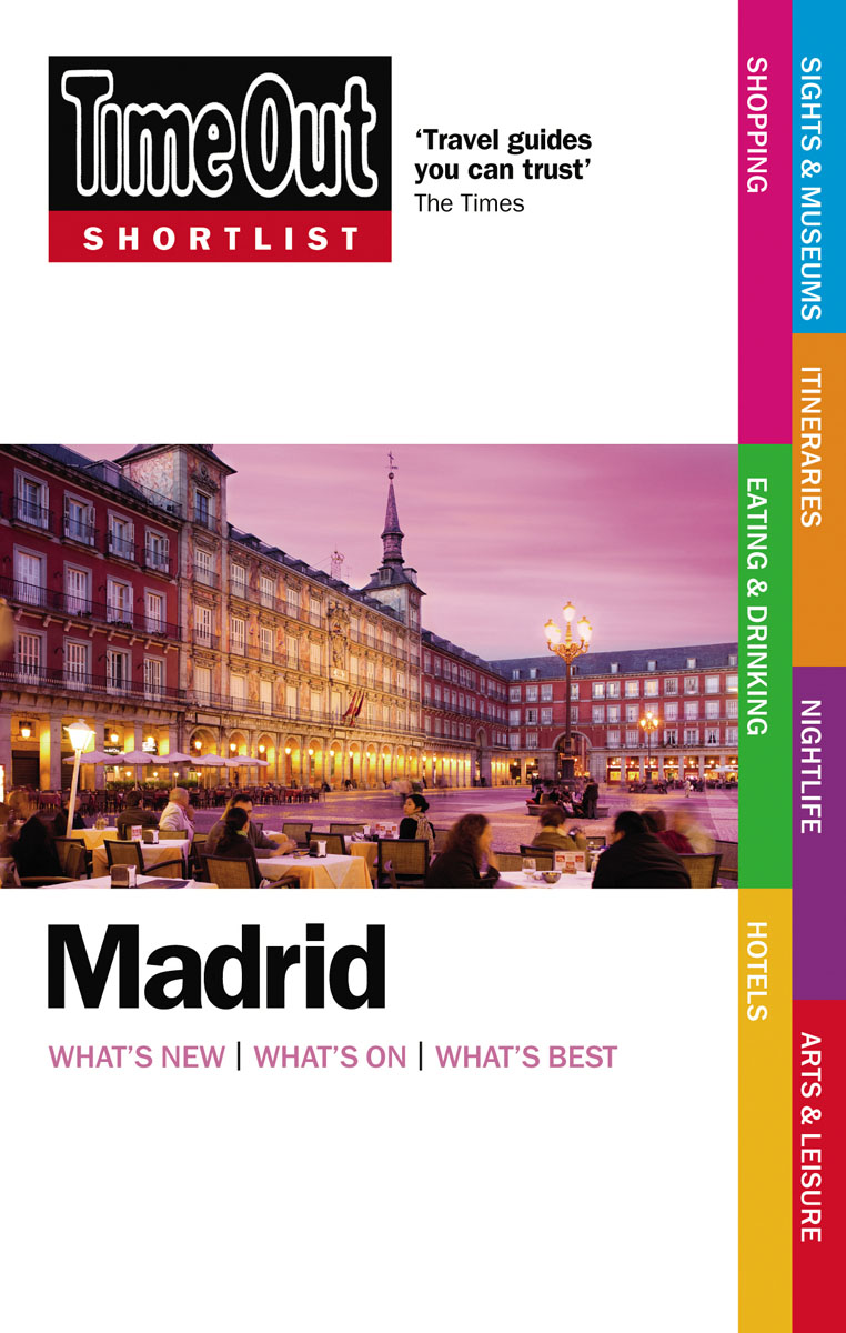 Time Out Shortlist Madrid 1st edition travels of a t–shirt 1st edition with intro to international economics 1st edition set