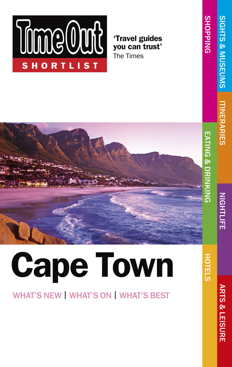 Time Out Shortlist Cape Town 1st edition travels of a t–shirt 1st edition with intro to international economics 1st edition set