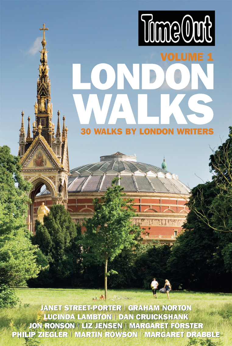 Time Out London Walks Volume 1 - 3rd Edition a walk in london