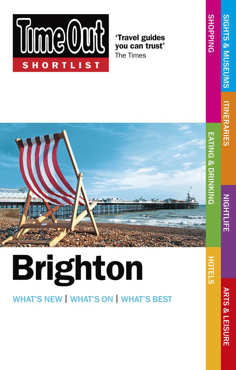 Time Out Shortlist Brighton 1st edition arsenal brighton