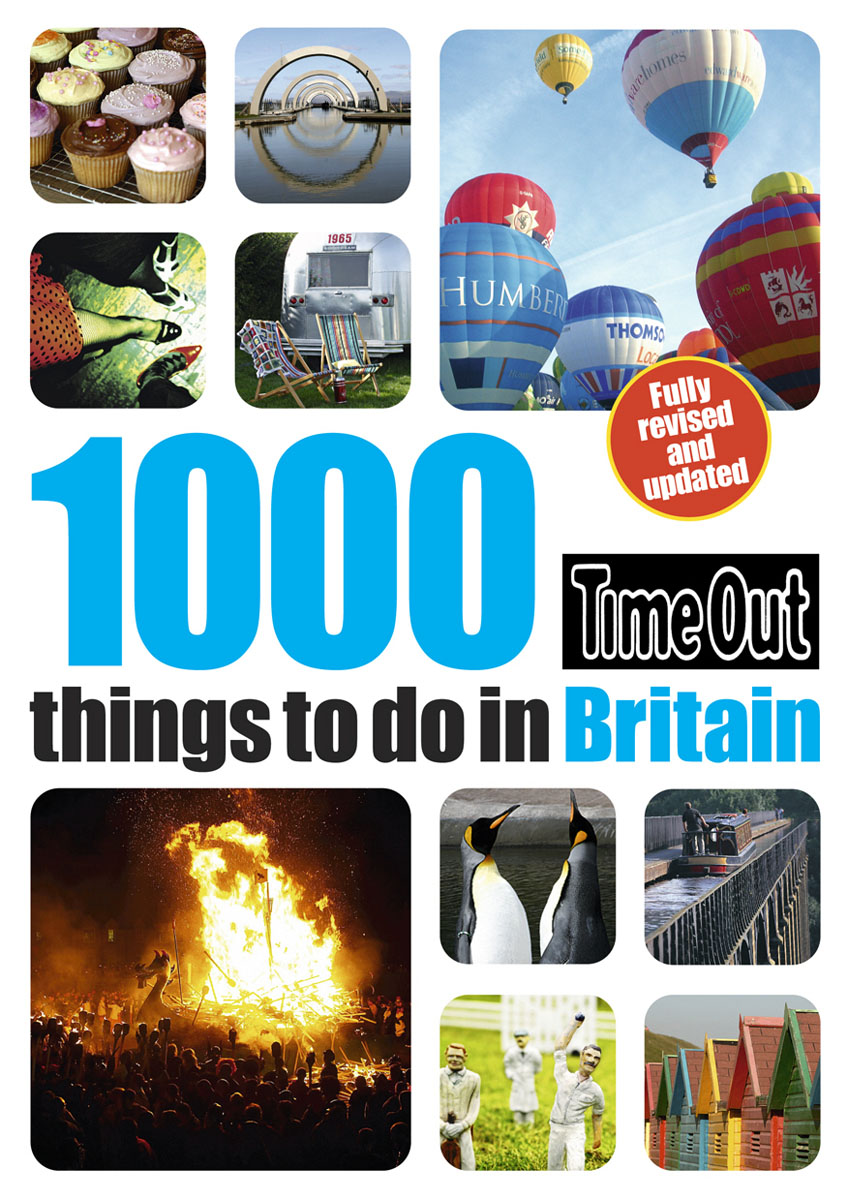 1000 things to do in Britain 2nd edition 1000 things to make and do