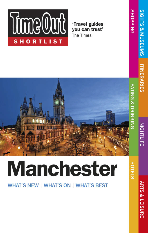 Time Out Shortlist Manchester 2nd edition time out guides ltd time out istanbul 3rd edition