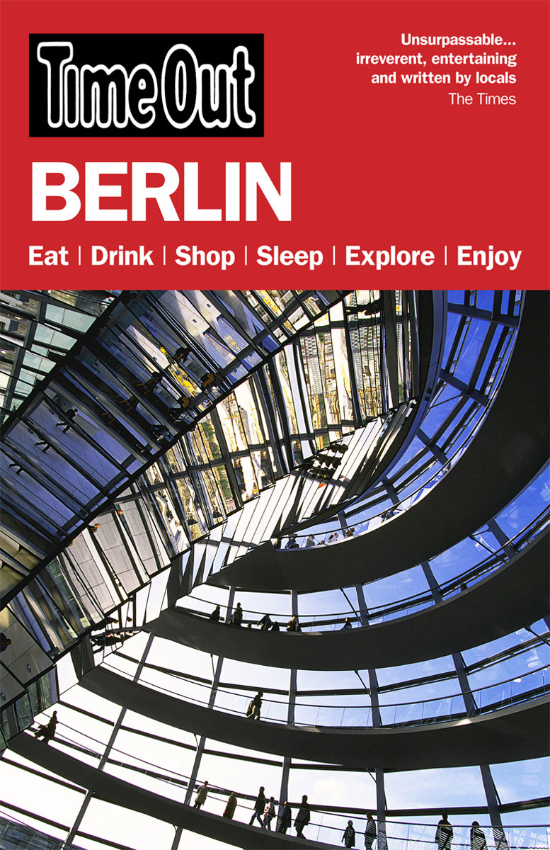 Time Out Berlin 9th edition alive and swingin berlin