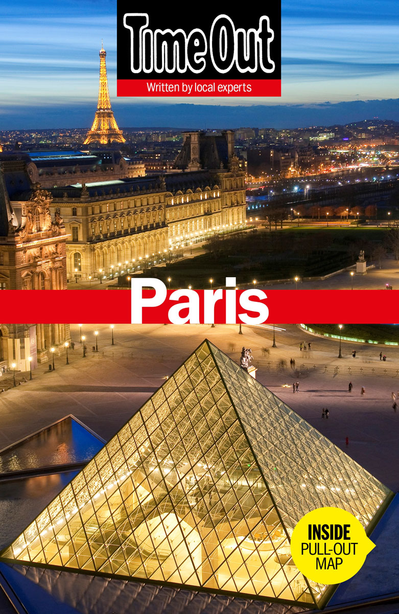Time Out Paris 22nd edition