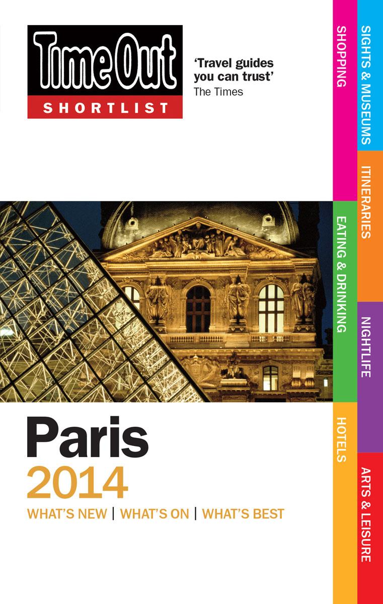 Time Out Shortlist Paris 2014