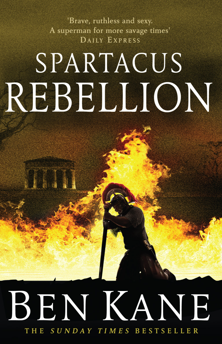 Spartacus: Rebellion the history of rome