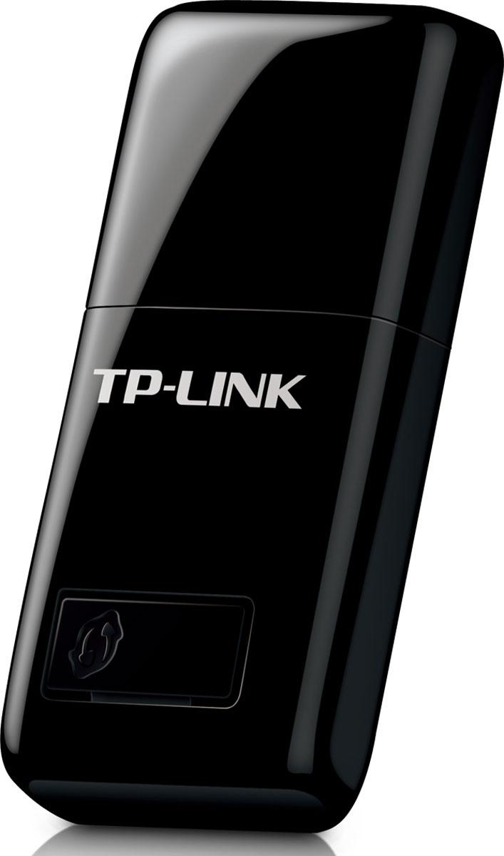 TP-Link TL-WN823N беспроводной USB-адаптерTL-WN823NБеспроводной мини сетевой USB-адаптер серии N TL-WN823N предназначен для подключения ноутбука или настольного компьютера к беспроводной сети с высокой скоростью. Адаптер удобно и легко носить с собой благодаря размерам как у флеш-карты памяти. Кроме того, TL-WN823N имеет функцию программной точки доступа, настройку безопасности одним нажатием кнопки, удобную и интуитивную программу настройки, что делает такой адаптер отличным решением для подключения к беспроводной сети с большой скоростью.Благодаря скорости соединения по беспроводной сети до 300 Мбит/с и современной технологии MIMO адаптер TL-WN823N обеспечивает стабильное соединение с беспроводной сетью на большой скорости для онлайн-игр или просмотра потокового видео без разрывов и задержек. Адаптер наилучшим образом сочетается с беспроводными устройствами серии N, с сетями IEEE 802.11b/g его работу также вполне можно назвать безупречной.