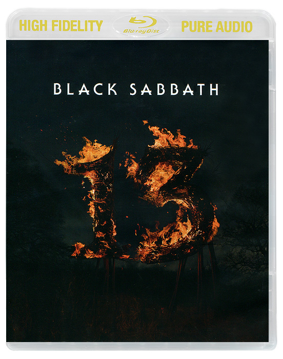 Black Sabbath Black Sabbath. 13 (Blu-Ray Audio) black sabbath the end blu ray cd