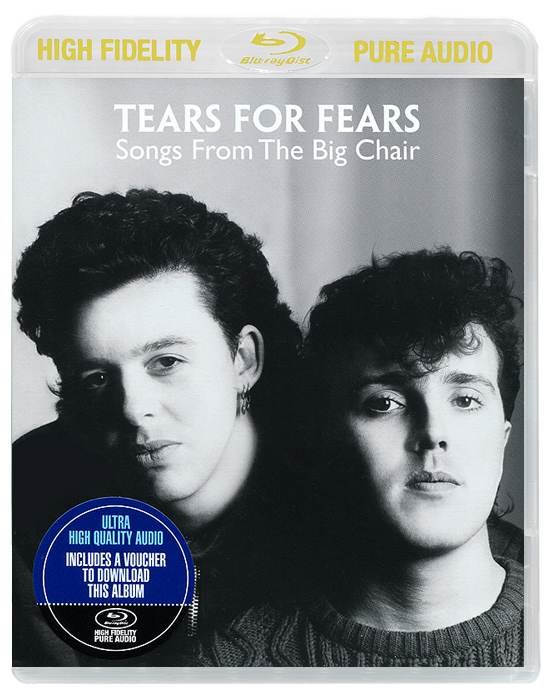 Zakazat.ru Tears For Fears. Songs From The Big Chair (Blu-ray Audio)