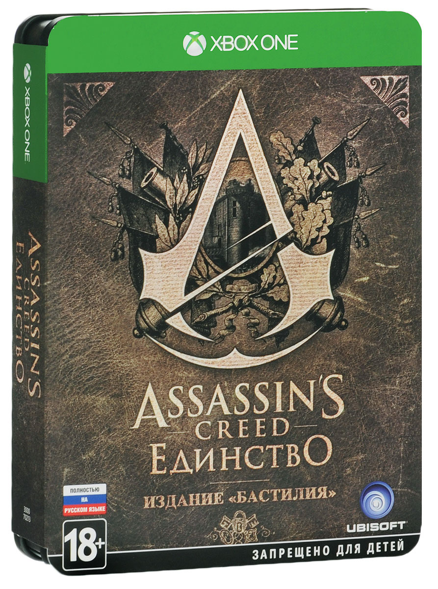 Assassin's Creed: Единство. Bastille Edition (Xbox One) assassin s creed chronicles трилогия xbox one