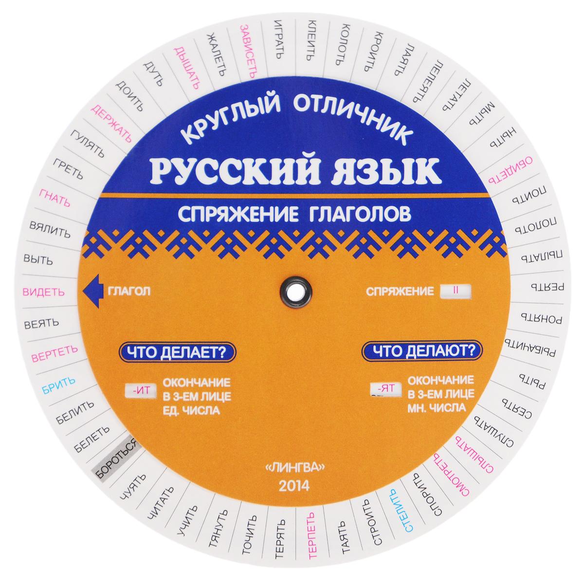 Русский язык. Спряжение глаголов. Таблица карточки итальянский язык тематические карточки для запоминания слов