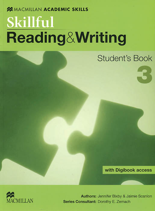 Skillful Reading and Writing: Level 3: Student's Book with Digibook Access evans v reading writing 2 teacher s book