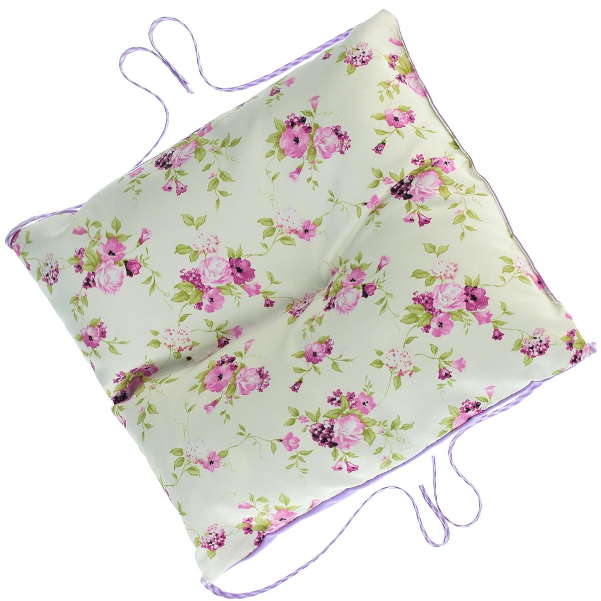 Подушка для стула Garden, 40 см х 40 см. ск 9162 w1985 v1 спутник 1985 купить украина одежда