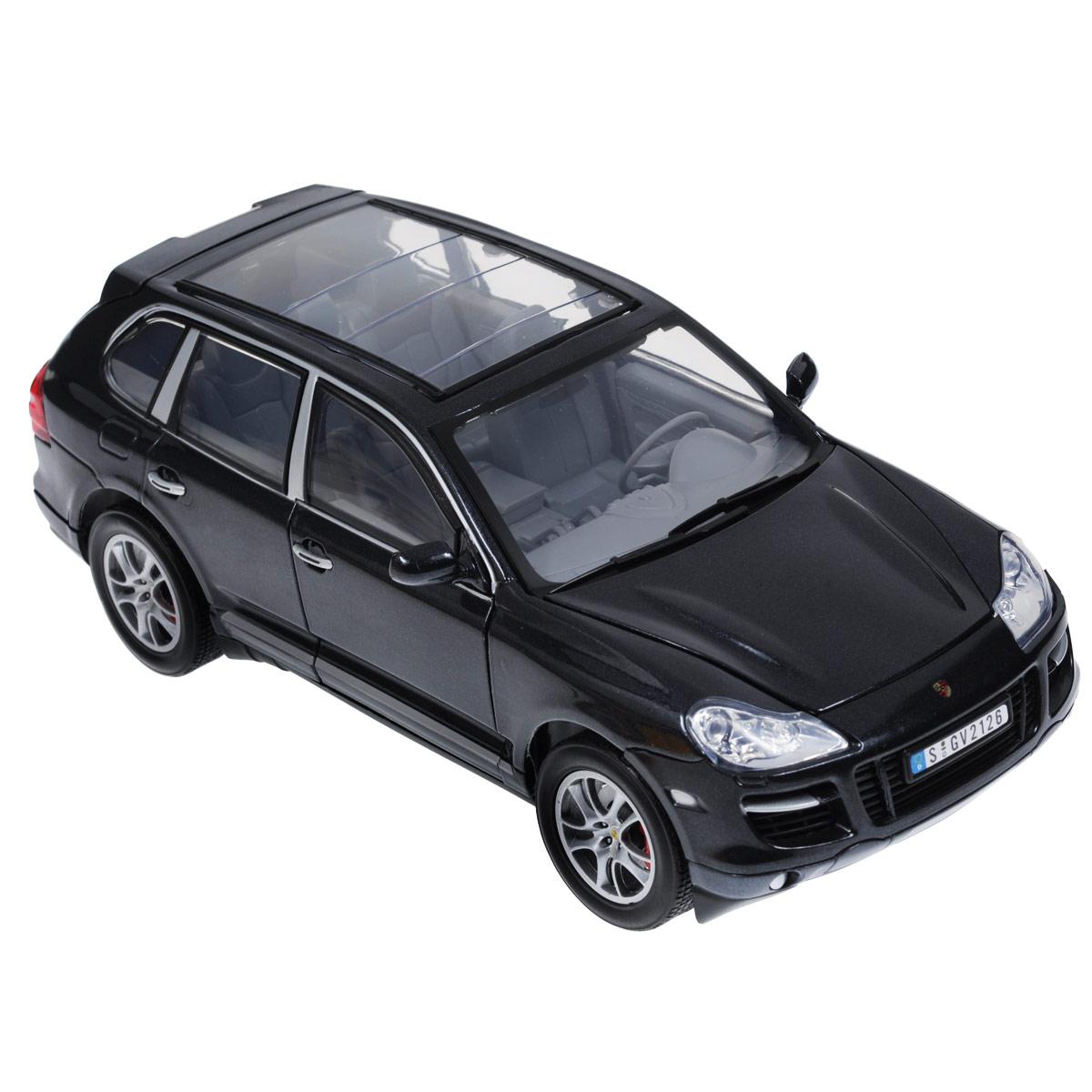 Autotime Модель автомобиля Porsche Cayenne Turbo autotime модель автомобиля maz 5335 техпомощь