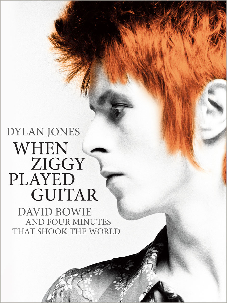 When Ziggy Played Guitar lp cd david bowie ziggy stardust and the spiders from