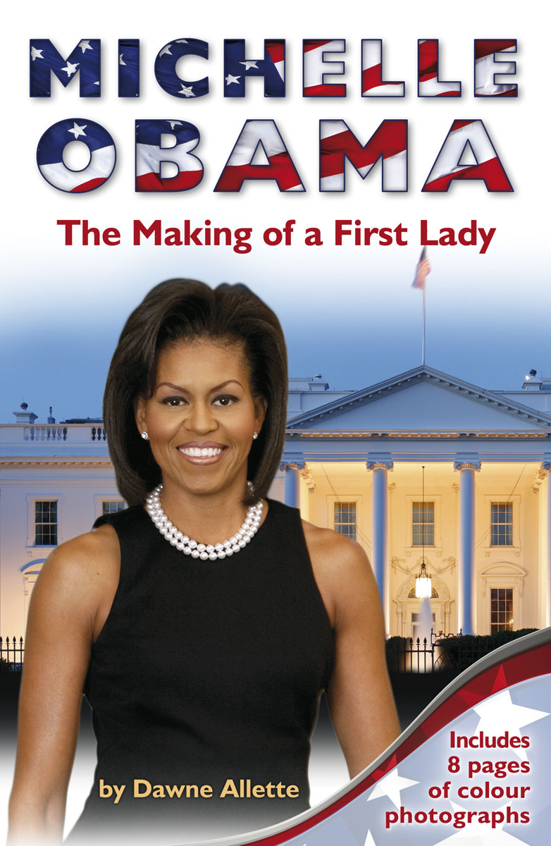 Michelle Obama pink in her own words