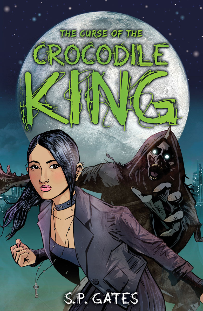 The Curse of the Crocodile King the son avenger