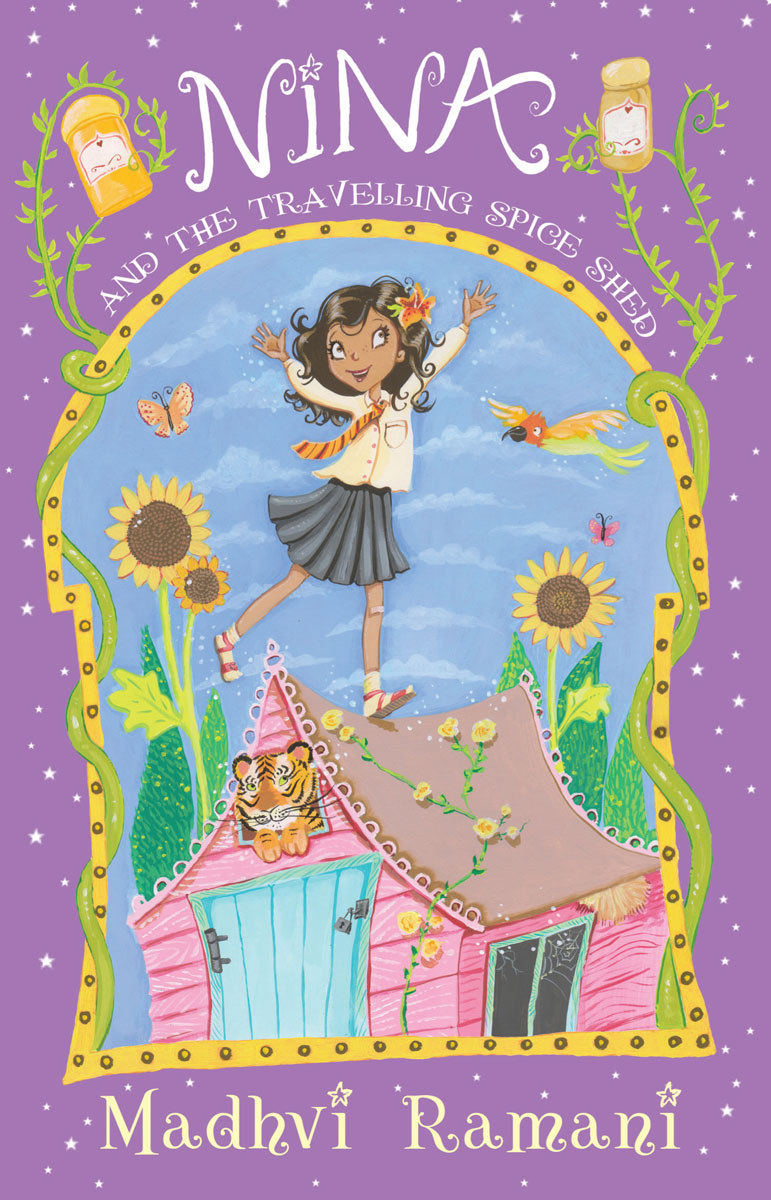 Nina and the Travelling Spice Shed jane o connor nina nina and the copycat ballerina level 2 progressing reader