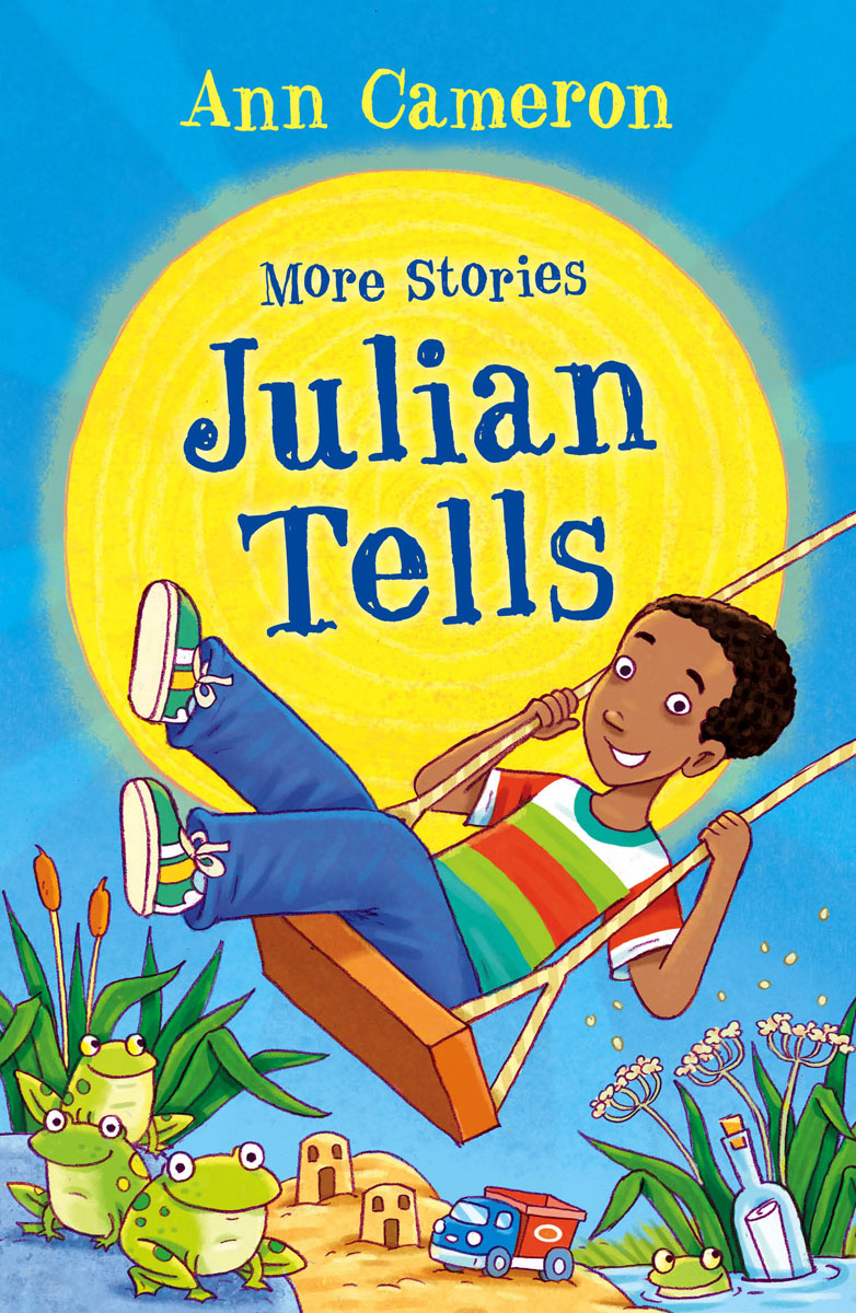More Stories Julian Tells trouble makes a comeback