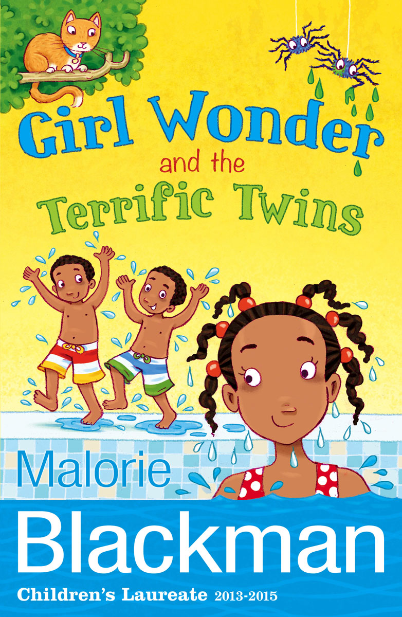 Girl Wonder and the Terrific Twins girl wonder to the rescue