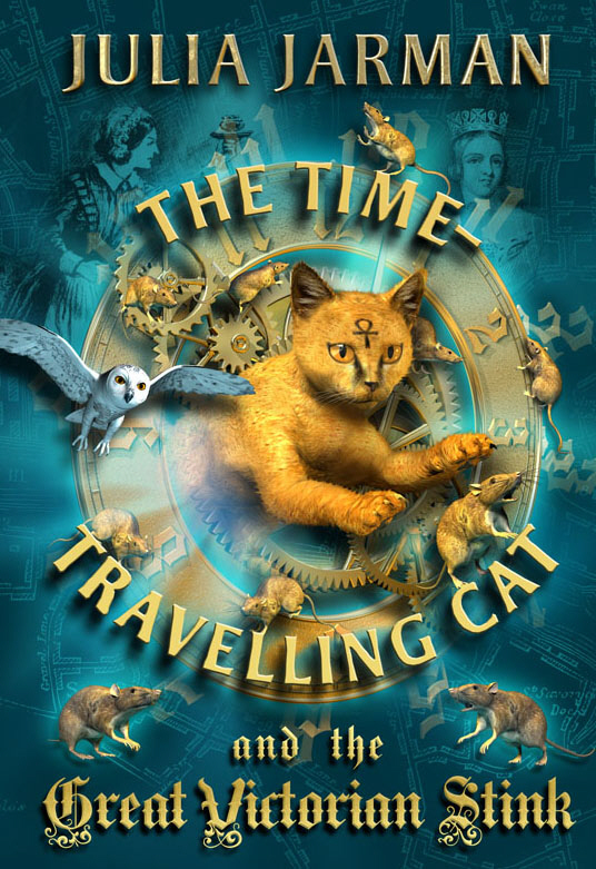 Купить Time-Travelling Cat and the Great Victorian Stink,
