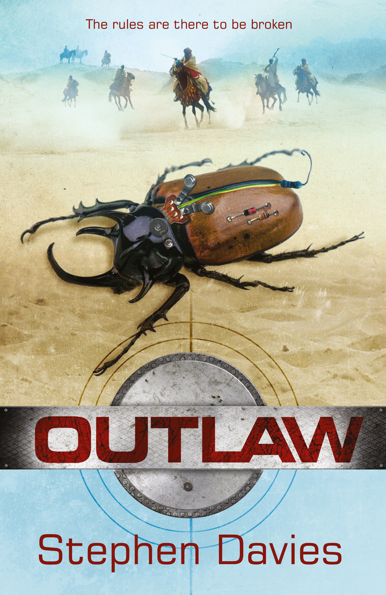 Outlaw teddy mars book 3 almost an outlaw