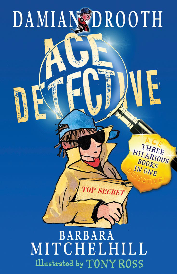 Damian Drooth Ace Detective things are disappearing here – poems